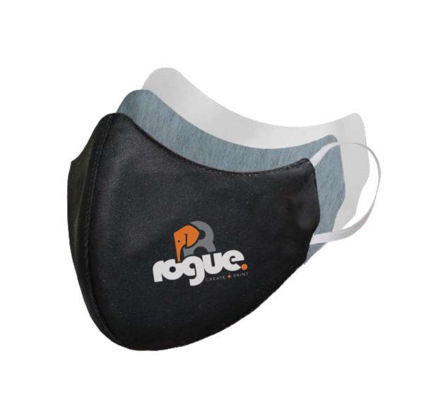Coronavirus Face Masks Reusable Duckbill Style