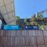 Outdoor vinyl banners for conference partner at Howard Smith Wharves Brisbane