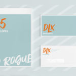 DLX and C5 envelope printing by Rogue
