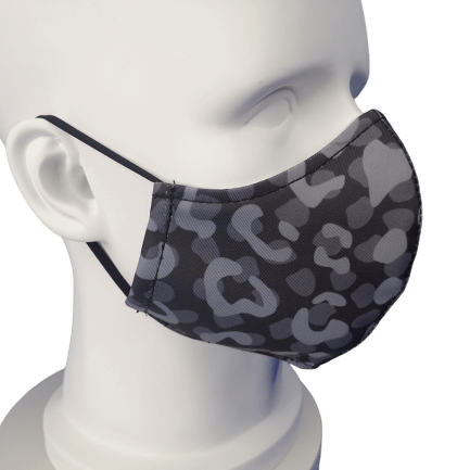 Reusable Fabric Masks Custom Branded With Your Logo Printed Full Bleed
