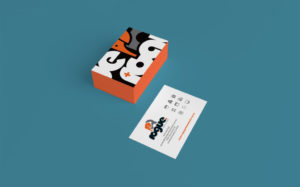 Professional Printed Business Cards
