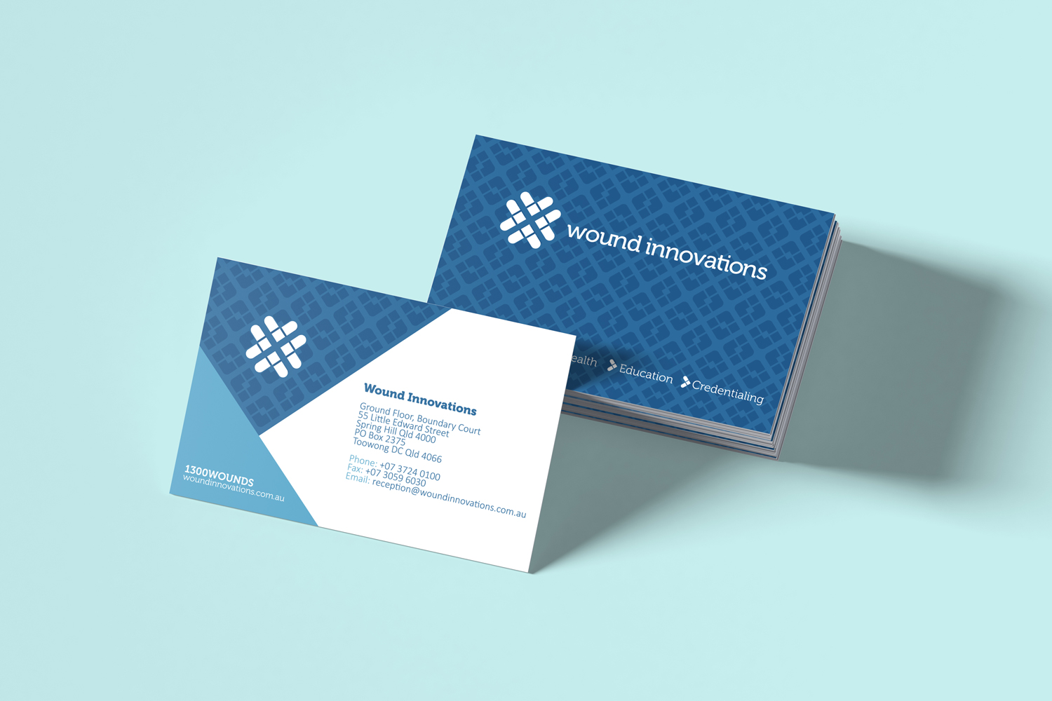 Business Card designed by Rogue