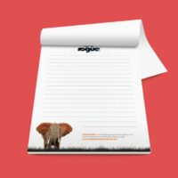 Branded Company Notepads