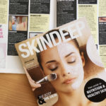 Magazine printing Rogue Skin Deep Learning