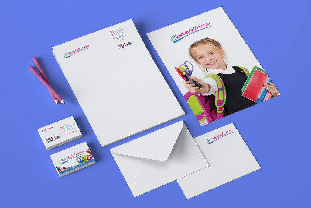 Stationery Suite Graphic Design